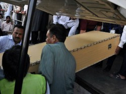 Sarabjits Body Flown To India State Funeral On Today