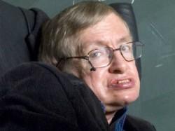 Stephen Hawking Fancies A Flight Into Space