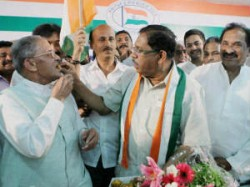 Fight For Cm Post Started In Karnataka Congress
