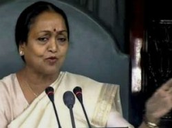 Meira Kumar Throws A Fit At Mp Who Walks Out Of Ls
