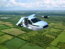 Photo Terrafugia Tf X The Worlds First Flying Car