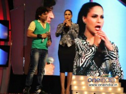 Veena Malik Bombastic Performance In Ahmedabad