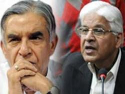 Pawan Bansal May Be Dropped Ashwani Kumar Shifted