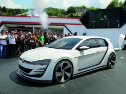 Vw Golf Design Vision Gti Concept Worthersee