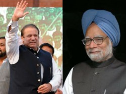 Sharif Will Invite Manmohan Singh In Swearing Ceremony