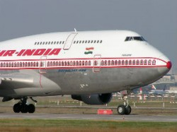 Air India Pilot Lands Under Emergency Conditions