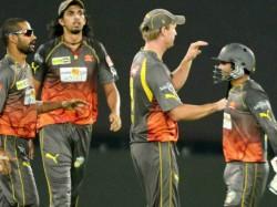 Ipl Sunrisers Beat Rajasthan Royals In Hyderabad