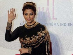 Aishwarya Rai At Cannes Red Carpet