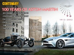 Bond Over Aston Martin 100 Years In Pictures