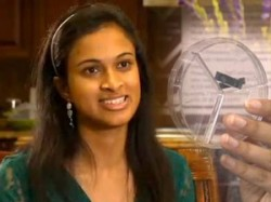 Indian Girl Invents Device Can Charge Phone In 20 Sec
