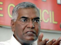 Third Front Is Possible D Raja