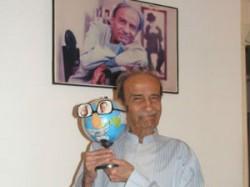 Tarak Mehta Honored With Gujarat Gaurav Award