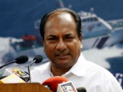 No Rmy Deployment In Naxal Affected States Antony