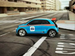 Renault Twin Run Concept Unveiled Monaco