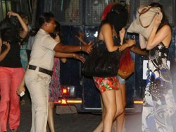 Cd Exposes Nude Dance Party At Resort Probe Ordered