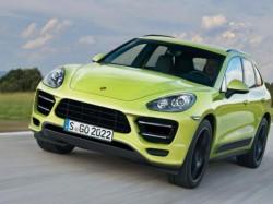 Porsche Macan Entry Level Suv Coming In November