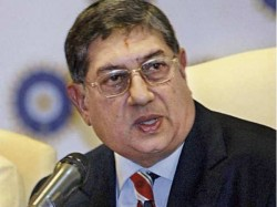 Bcci Chief Srinivasan Will Have To Resign Report