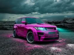 Hamann Motorsports Range Rover Mk4 Mystere On Sale