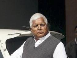 Lalu Prasad Yadav Says On Advani Resgin And Jdu
