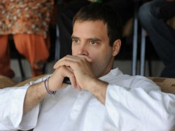 Poverty Is Just State Mind Rahul Rahul Gandhi