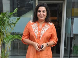 Farah Khan Admitted Hospital