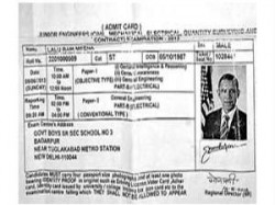 Barack Obama Will Give Junior Engineer Exam In India
