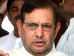 Advani Quitting Not Good For Nda Jd U
