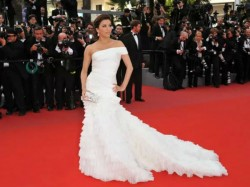 Cannes Red Carpet Allows You Be Daring Eva Longoria