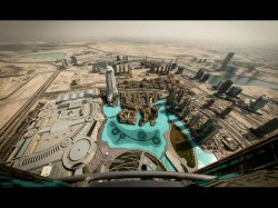 Aerial Views From The World S Tallest Building