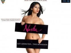 Poonam Panday Creat Sansation By Nasha New Poster