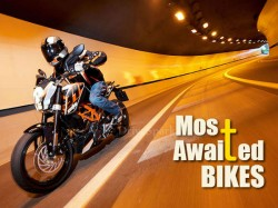 Most Awaited Bikes India