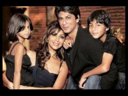 Shahrukh Khan Gauri Welcomes Baby Boy