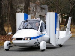 Worlds First Flying Car Up For Sale