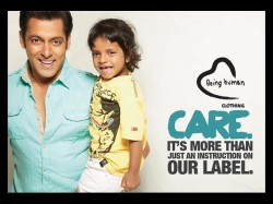 Pics Salman Khans Special Shoot With Children