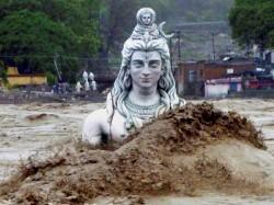 Shiva Statue Will Rebuild As Scientific Way Rishikesh