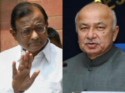 Shinde Chidambaram Booked In Andhra For Cheating
