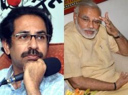 Is Shivsena Learn Nationalism Modi