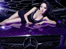 Chinese Babes With Hot Cars