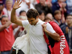 Roger Federer Stunned Second Round At Wimbledon