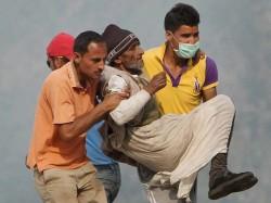 Uttarakhand Govt Staff Enjoy Royal Food After Disaster