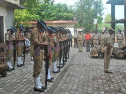 Guard Honour For Rescue Heroes Killed In Chopper Crash