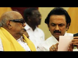 Will Not Have Alliance With Cong For Loksabha Polls Dmk