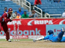 Johnson Charles Stars Windies Narrow Win Over India