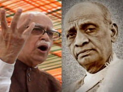 Advani Praises Patel Integrating Hyderabad With India
