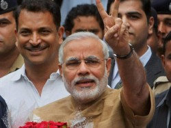 Modi Congratulation Scientists For Launch Of Irnss 1a