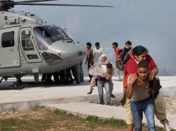 Uttarakhand Disaster Son Lies About Father Says Missing