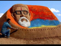 Sand Sculptures For Different Occasions In India