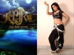 Will Yuvika Choudhary Play Draupadi