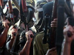 Militants Surrender In Manipur
