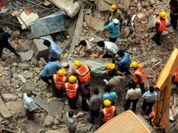 Building Collapses In Secunderabad 6 Dead